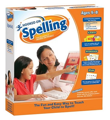 Hooked on Spelling By Hooked on Phonics (COR)