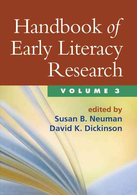 Handbook of Early Literacy Research By Neuman, Susan B. (EDT)/ Dickinson, David K. (EDT)